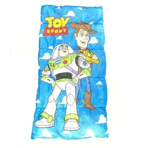 Disney Toy Story Woody Kids Single Sleeping Bag